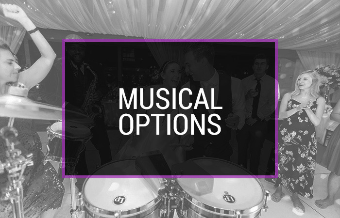 Link to Musical Options Page